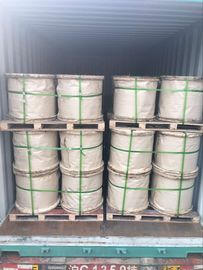 "1/2 ""(12.7mm 7x4.19mm) Gbvanized Guy Wire As Per ASTM A 475 Class A EHS"